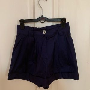 Calypso St. Barth Navy Blue Shorts